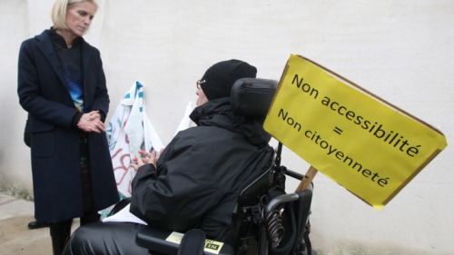 Neuville, accesibilité