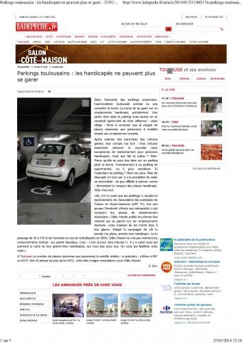 LaDepeche.fr_140125_Parkings toulousains_les handicapés ne peuvent plus se garer_1.jpg