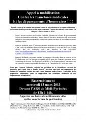 ActUpSO_130313_appel à mobilisation_action ARS vs franchises_13mars13.jpg