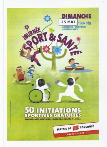 sport, santé, Toulouse